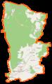 Krzyż Wielkopolski (gmina) location map.png