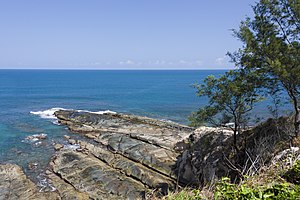 Tanjung Simpang Mengayau - This area marks the northernmost tip of Borneo island.