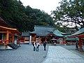 Kumano Kodo pilgrimage route Kumano Nachi Taisha World heritage 熊野古道 熊野那智大社08.JPG