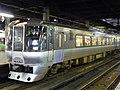 Kumoha 785-104 Limited express Suzuran at Sapporo Station.jpg