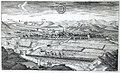 Kungsbacka Hallandia antiqua et hodierna 1752.jpg