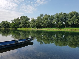 Kupa - Kupa River in Šišinec