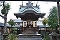Kusumoto-jinja (Minami-kinomoto, Yao), honden.jpg