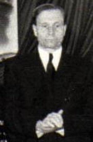 Vasili Kuznetsov (politician) - Image: Kuznetzov 43062X8X18