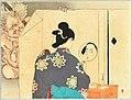 Kyōri no bijin by Mizuno Toshikata 01.jpg