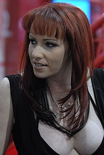 Kylie Ireland American pornographic actress (born 1970)