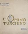 L'Omino turchino, racconto di Giuseppe Fanciulli, copertina di Guido Colucci.png
