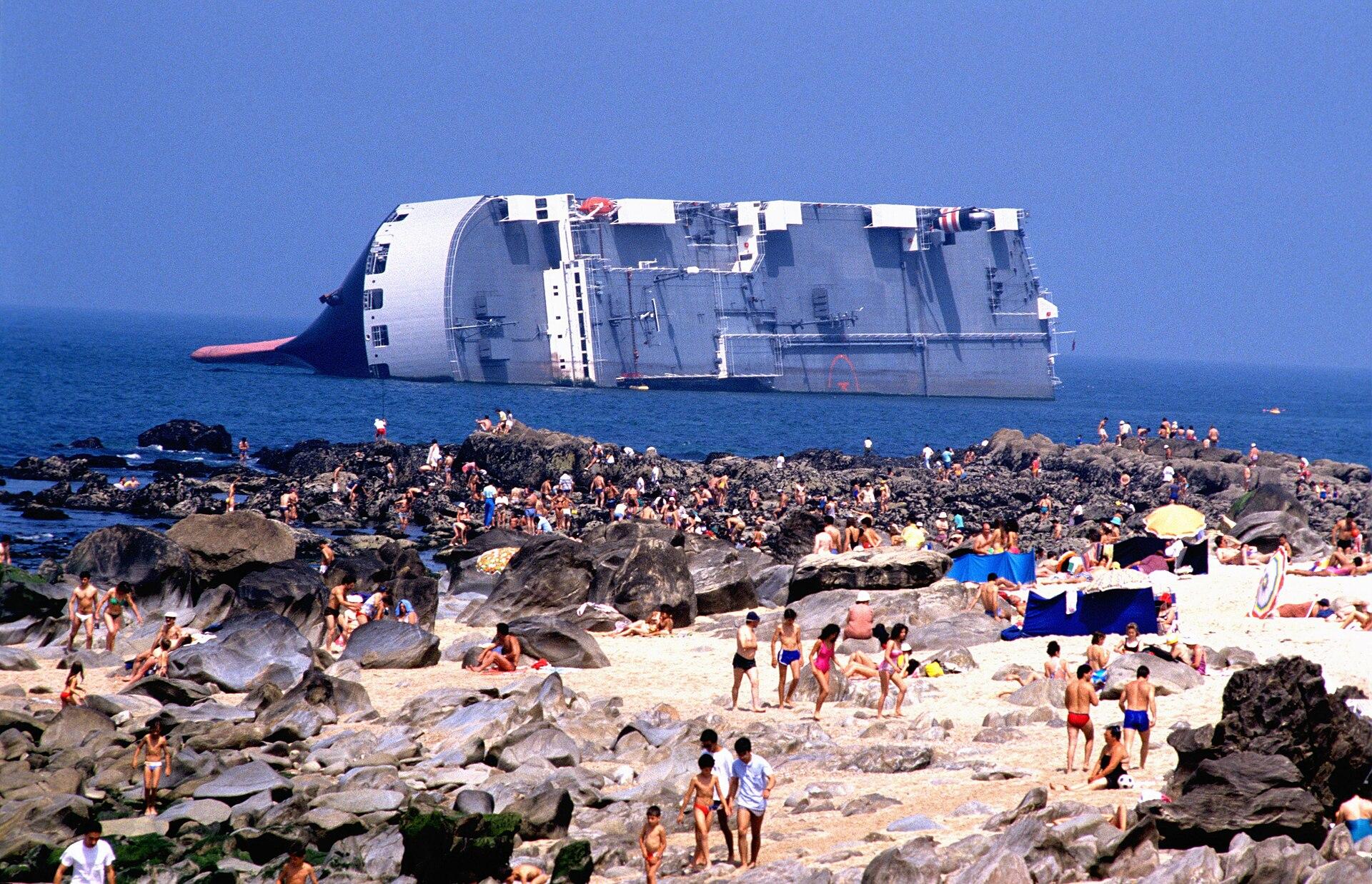 List Of Shipwrecks In 1988 Wikipedia