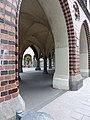 Lübeck Rathaus297Laube unt Langem H v SO.jpg