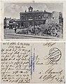 LILLE Nord-Bahnhof , Courrier d'un soldat allemand durant la 1ère Guerre Mondiale 1917. Feldpost karte.jpg