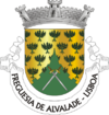 Coat of arms of Alvalade