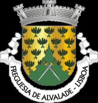 Alvalade (Lisbon) - Image: LSB alvalade