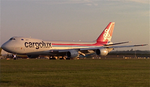 LX-VCH Cargolux B748 departing East Midlands Airport.png