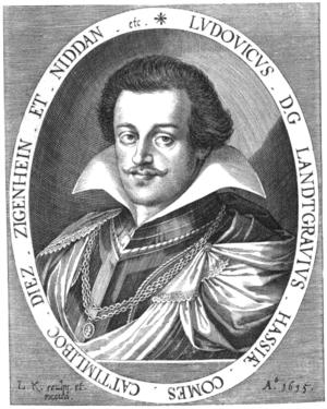 Louis V, Landgrave of Hesse-Darmstadt - Louis V of Hesse-Darmstadt