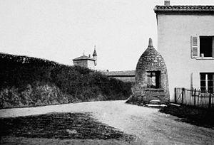 La Tour-de-Salvagny - La-Tour-de-Salvagny, in the early 20th century