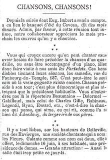 Goguette Wikipédia