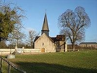 La Motte-Feuilly (36) - Église Saint-Hilaire - vue avant.jpg