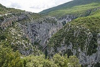 La Palud-sur-Verdon Commune in Provence-Alpes-Côte dAzur, France