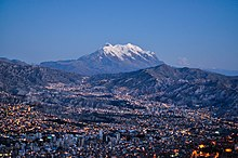 Andes Wikipedia