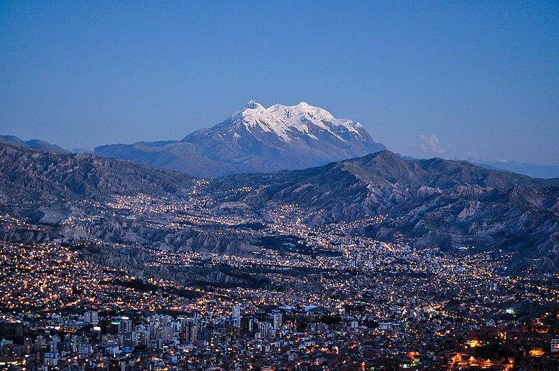 Turismo na Bolívia