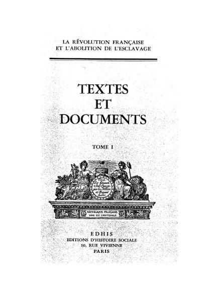 File:La Révolution française et l'abolition de l'esclavage, t1.djvu