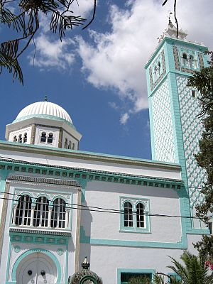 Mateur - Sidi Bouthina mosque