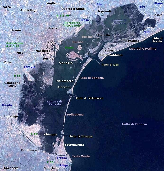 Lagoon-of-venice-landsat-1 Names