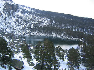 Sistema Ibérico - Laguna Negra (Black Pond), Soria