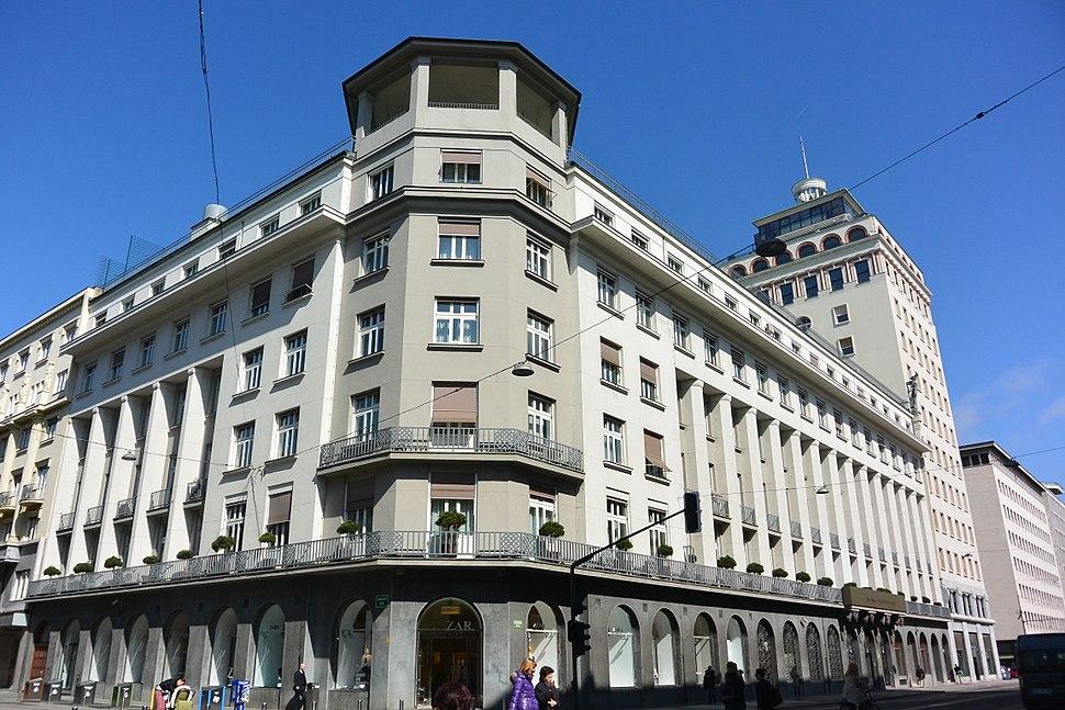 Bank of Slovenia office in Ljubljana