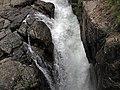 Lake Creek Falls (Clarks Fork Valley, Beartooth Mountains, Wyoming, USA) 1 (19655365760).jpg