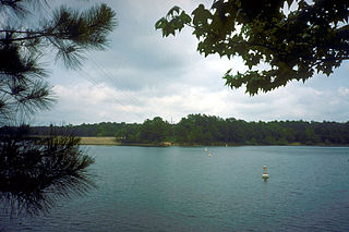 Lake O the Pines lake of the United States of America