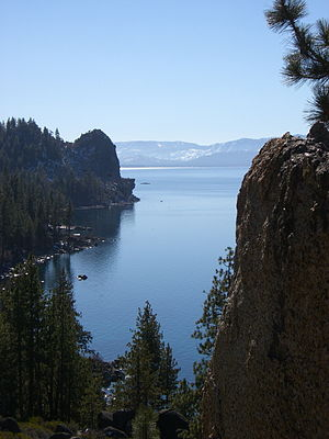 Lake Tahoe from eastcoast