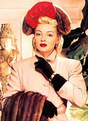 Lana Turner - Turner in 1946 by Paul Hesse
