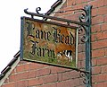 Lane Head Farm Sign - geograph.org.uk - 230047.jpg
