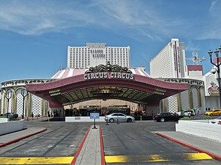 Circus Circus Las Vegas casino hotel in Las Vegas, Nevada
