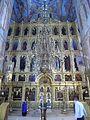 Laure de la Sainte-Trinité - cathédrale de l'Assomption - intérieur (Serguiev Possad) (2).jpg