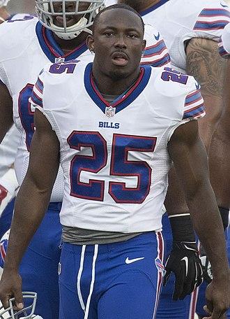 LeSean McCoy - McCoy with the Buffalo Bills in 2016