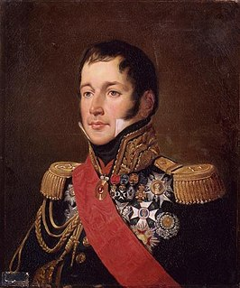 Armand Charles Guilleminot French general during the Napoleonic wars