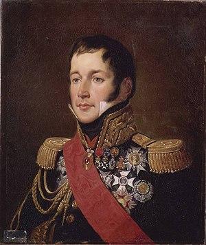 Armand Charles Guilleminot - Image: Le général Guilleminot (1774 1840) vers 1823
