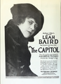 Leah Baird in The Capitol by George Irving 2 Film Daily 1920.png