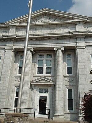 Leavenworth, Kansas - Leavenworth City Hall (2009)