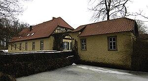 Schloss Ledenburg - Gate house