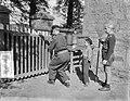 Legermanoeuvres in West Duitsland , soldaten in actie, Bestanddeelnr 906-7362.jpg