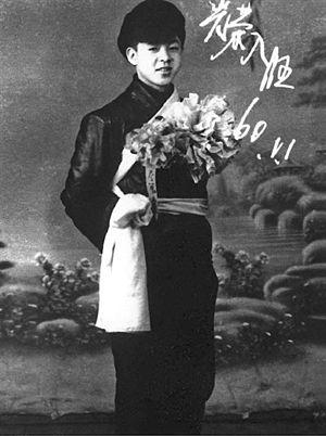 Lei Feng - Lei Feng in 1960