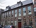 Leiden - gemeentelijk monument 384 - Vreewijkstraat 12a-12h 20190126.jpg