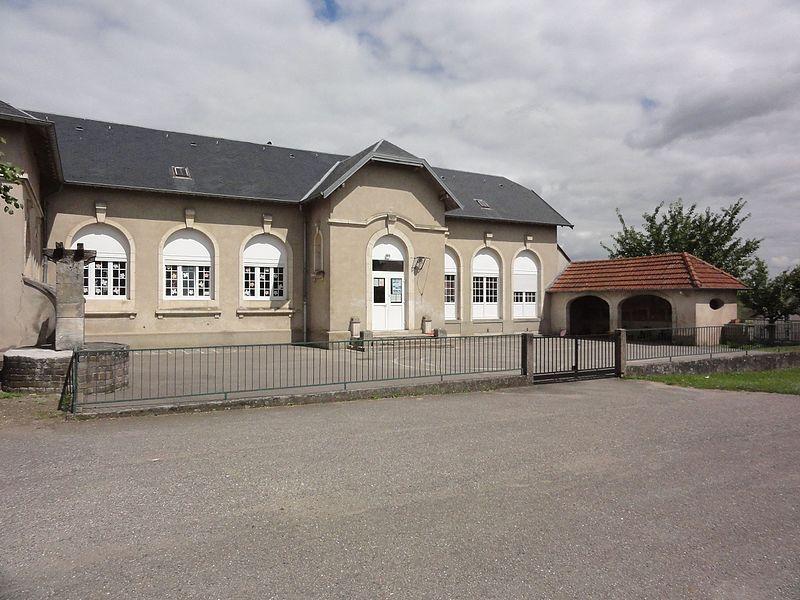 Leintrey (M-et-M) école