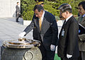 Leon Panetta lays a wreath, Seoul National Cemetery (5).jpg