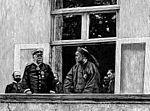 Bismarck et le Prince Li Hung Tschang à Friedrichsruh en 1896
