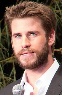 Liam Hemsworth Australian actor