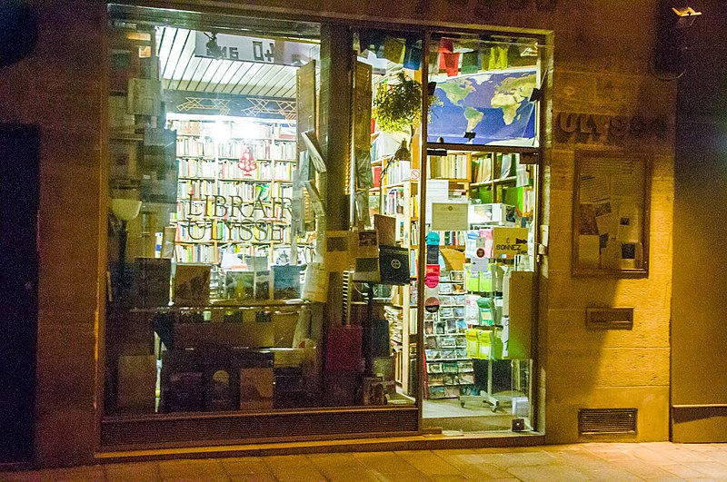 Librairie Ulysse. From 20 + Best English Bookstores in Paris